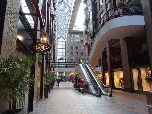 Montréal - Ville souterraine