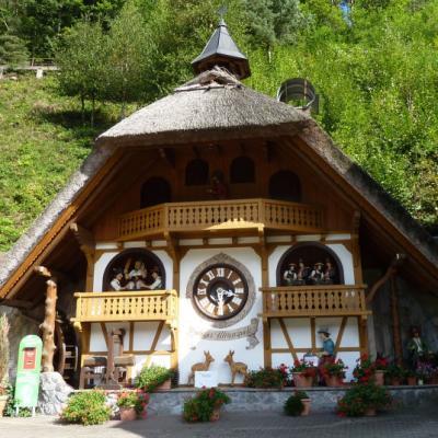 Alsace - Forêt Noire 2012