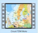 Circuit tdm moto